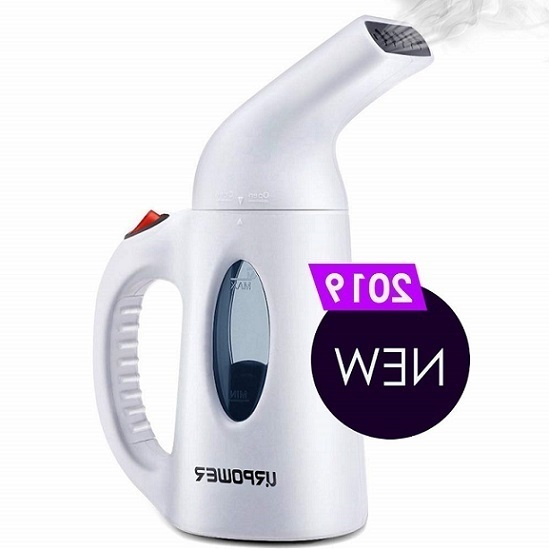 URPOWER Garment Steamer 130ml Portable 7 in 1 Handheld Fabric Steamer