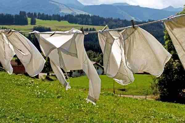 Clothes Wash
