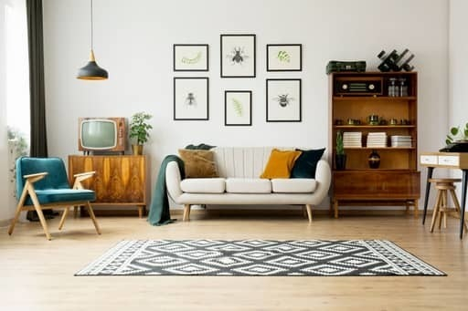 Floor Mat and Rugs