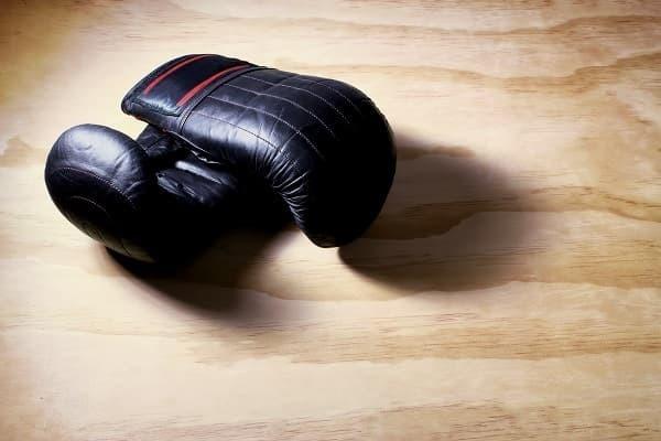 A Pair of Black Boxing Gloves.jpg