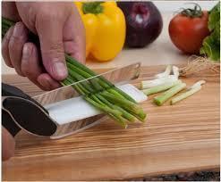 Cutting Board Scissors