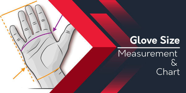 Glove Size Measurement Chart